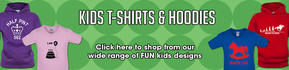 Kids T-Shirts & Hoodies